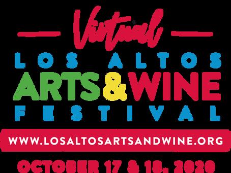 Los Altos Art Festival- Virtual event
