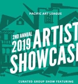 Pacific Art League: Artist ShowCase Exhibition