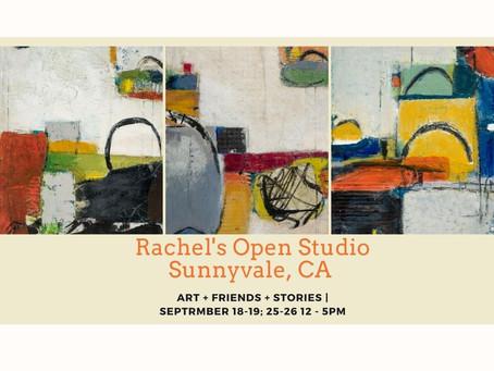 Two Weekends of Artist Open Studio