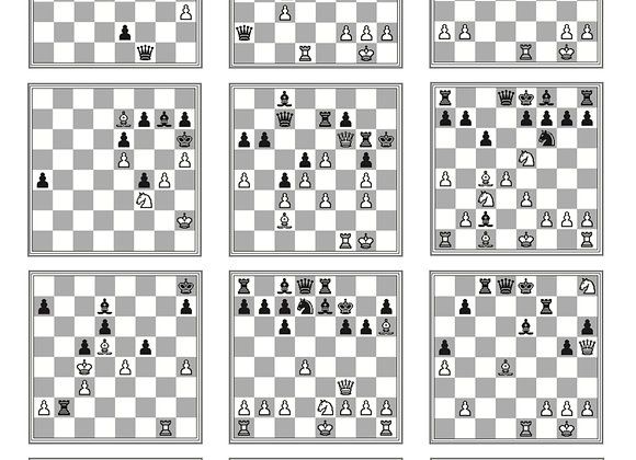 Checkmate in One - Set E