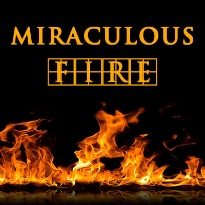Miraculous Fire Rechargeable