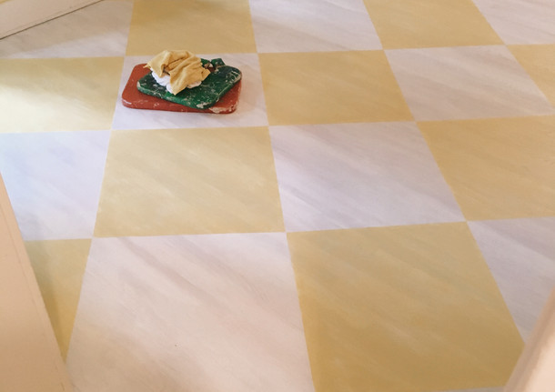 Painted Floor