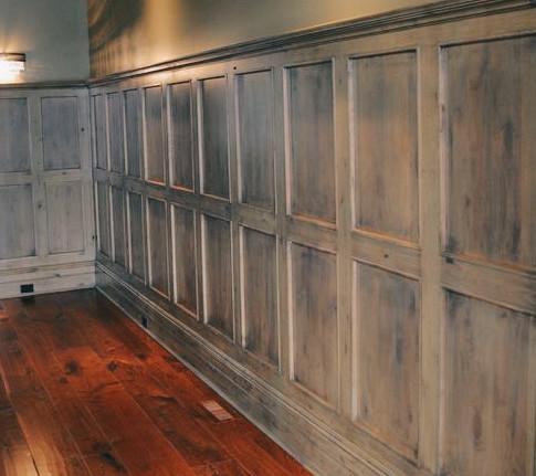 Faux Wood Paint