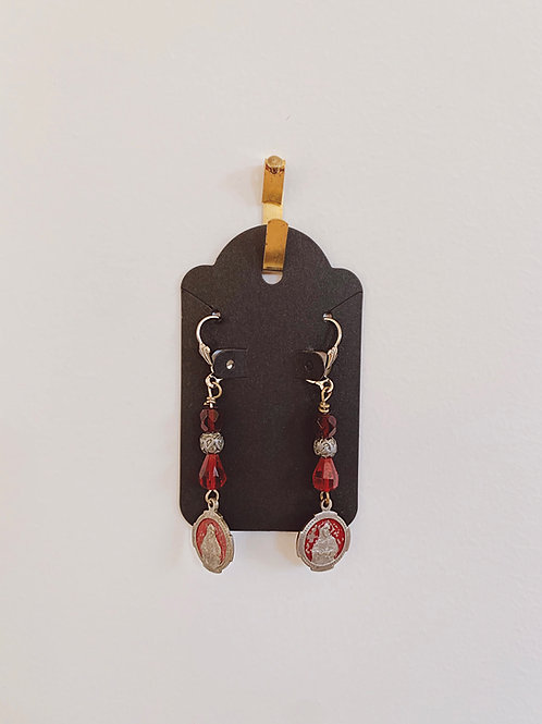 Saint Relic Earrings