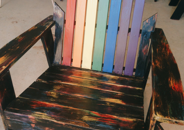 Pride Support Chair
