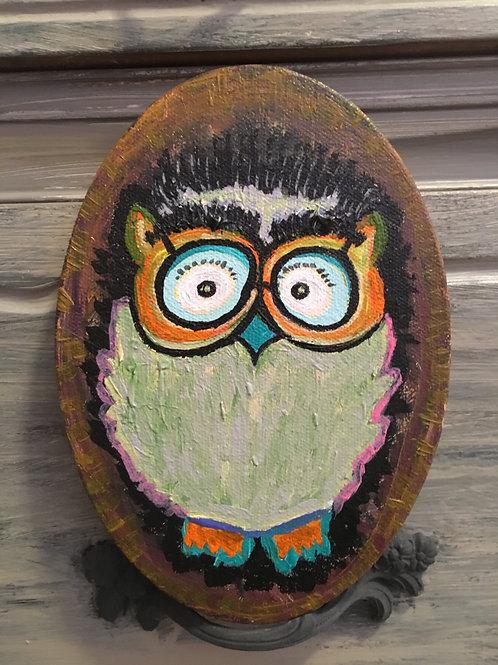 Eugene Levi Owly
