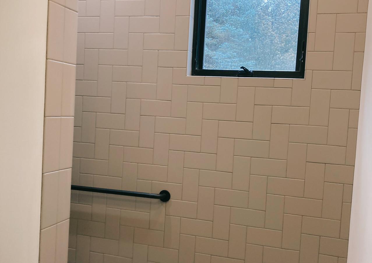 Bathroom Tile & Paint & Floors