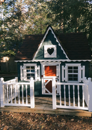Kiddie Play House to Match Home