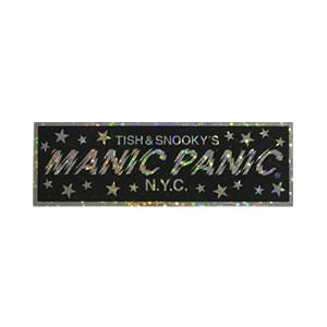 マニックパニック ロゴステッカー M