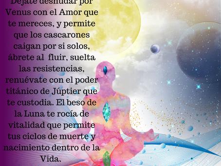 Influencia de la Luna, Los Planetas;