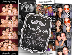 Syracuse DJ Photo Booth Rental for Weddings