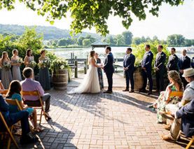 We provide uncompromised on-site ceremony services