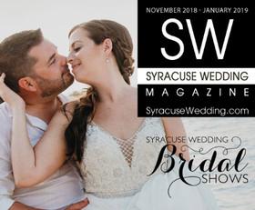 Syracuse Wedding Magazine's Featured Vendor