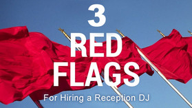 3 Red Flags to Avoid When Hiring a DJ