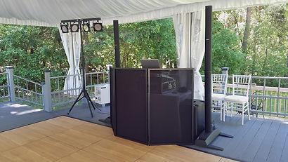 Syracuse DJ for weddings using BOSE Sound System