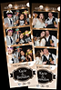 Photo-booth strips