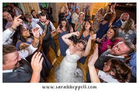 Christine & Ryan's Bellevue Country Club Wedding
