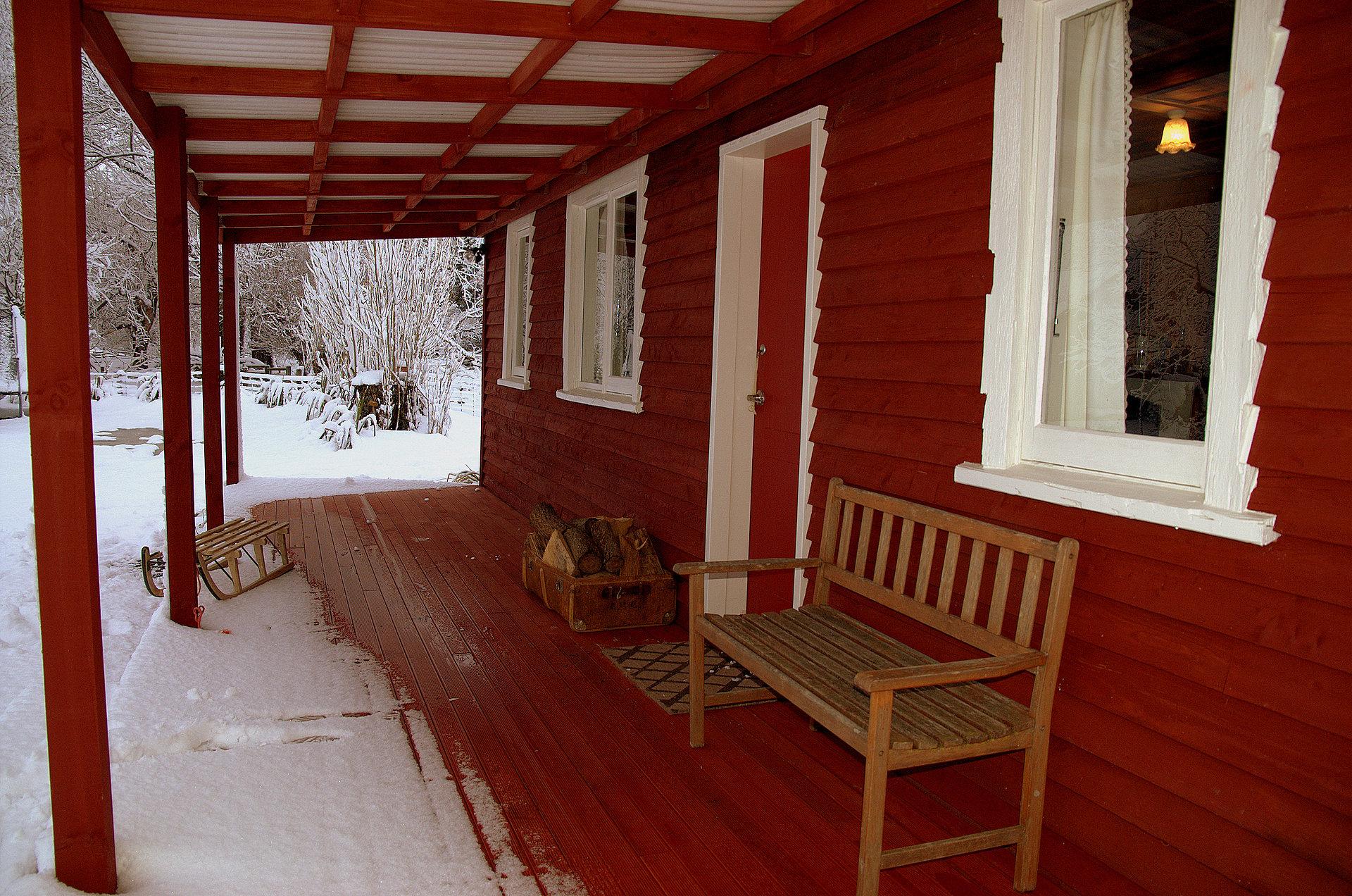 Winter Romantic Accommodation