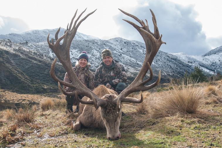 Hunting New Zealand Scott Wall