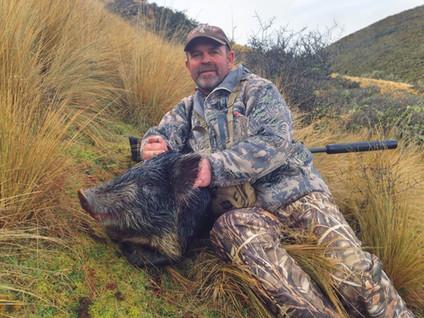 Brian lucky pig