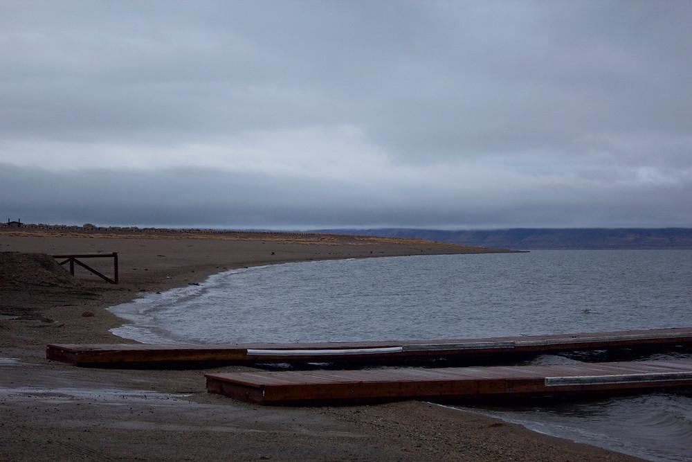 Pyramid Lake- Pelican Beach