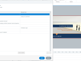 Accessibility Bugs in Storyline 2