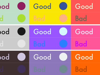 Is the colour of your elearning content AODA compliant?