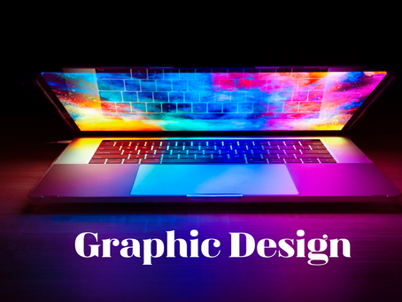Graphic design is about pictures and words