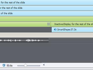 Timing Sound in Adobe Captivate
