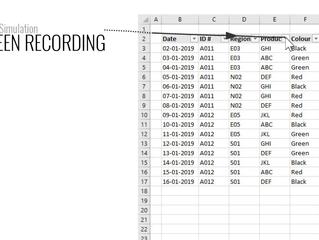 Simulating screen recordings in Storyline