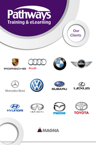 Automotive elearning clients