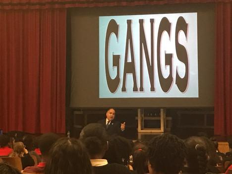 Gang Prevention Presention