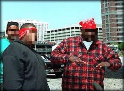 Bloods' Clothing