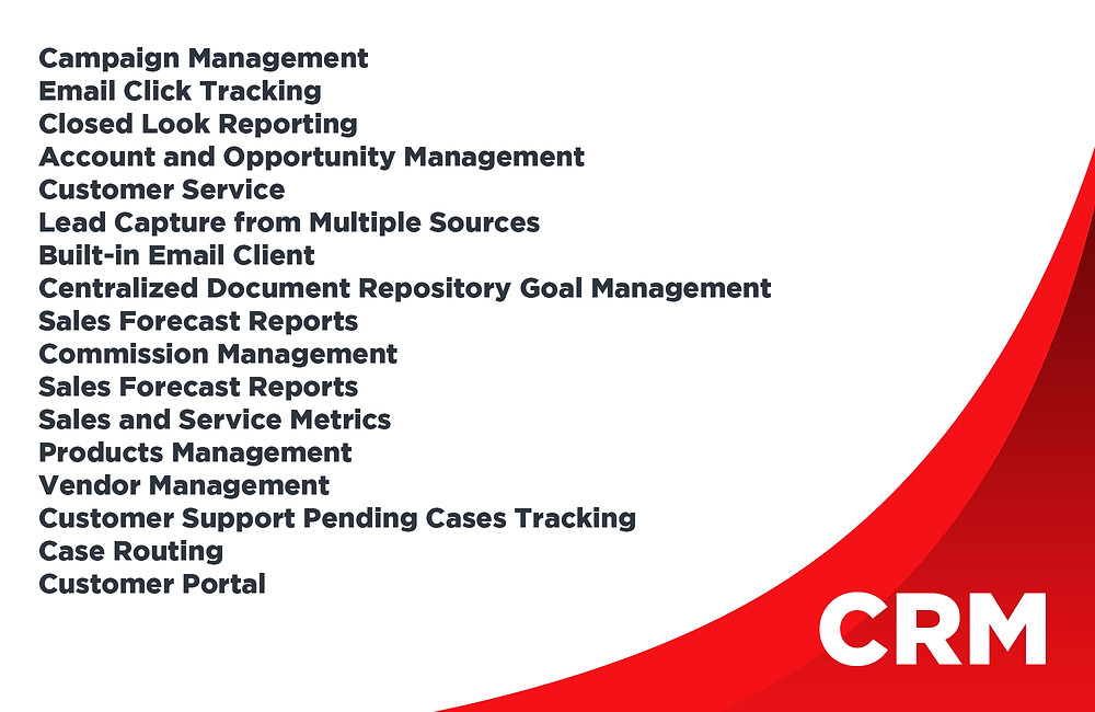 CRMS Software