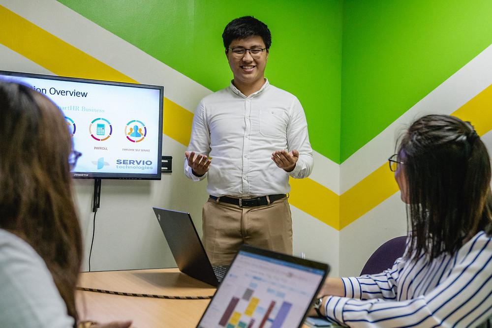 SERVIO People HR Software