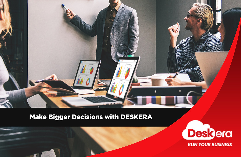 Deskera ERP Accounting System for Singapore