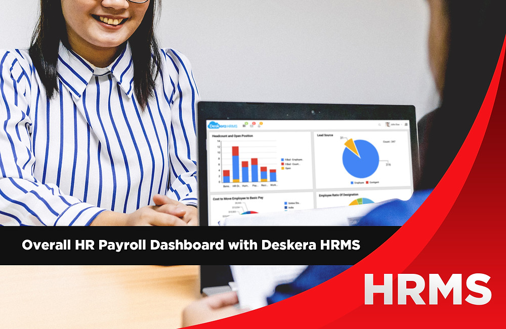 HRMS Software, HRMIS, Payroll Software Singapore