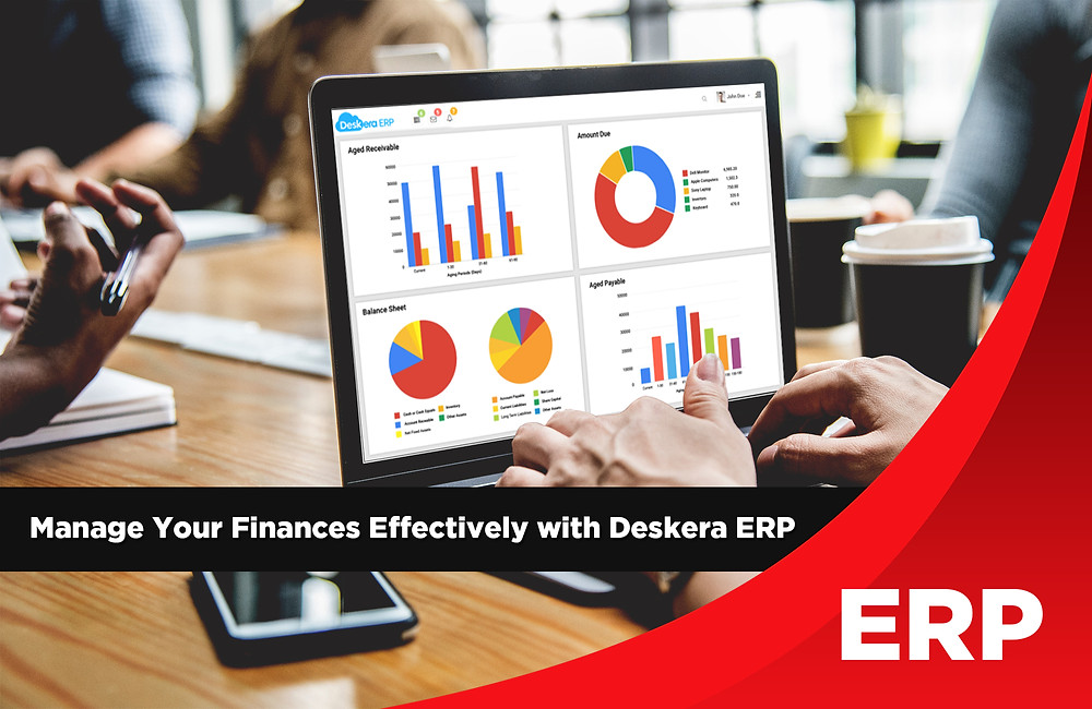 Deskera ERP Software in Singapore