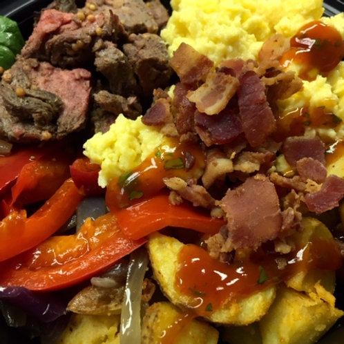 Primal Steak & Egg Bowl