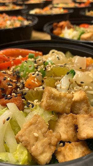 Vegetable Ramen Bowl