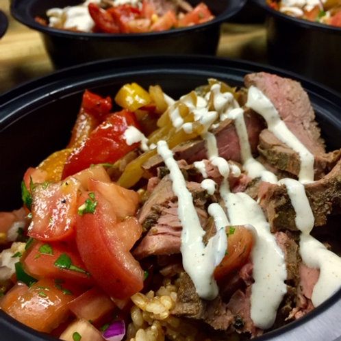 Primal Steak Fajita Bowl