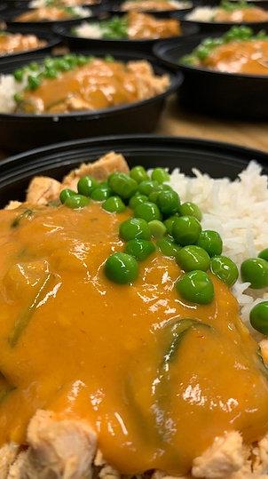 Thai Chicken Coconut Curry