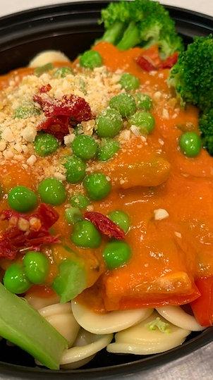 Orecchiette, Broccoli & Peas