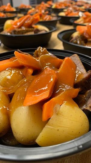 Beef Brisket Pot Roast