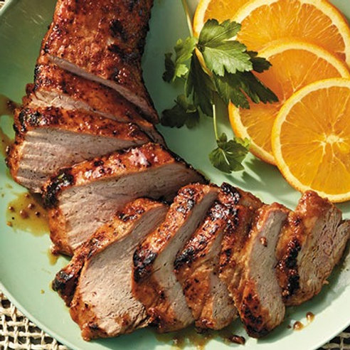 Maple Pepper Pork