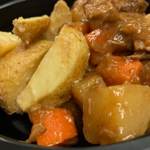 Beef & Winter Vegetable Stew