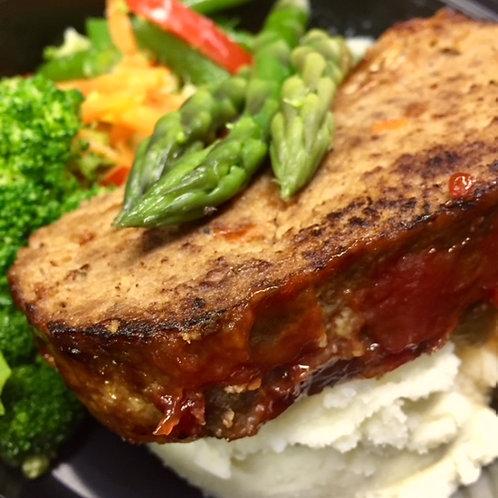 Primal Meatloaf & Gravy