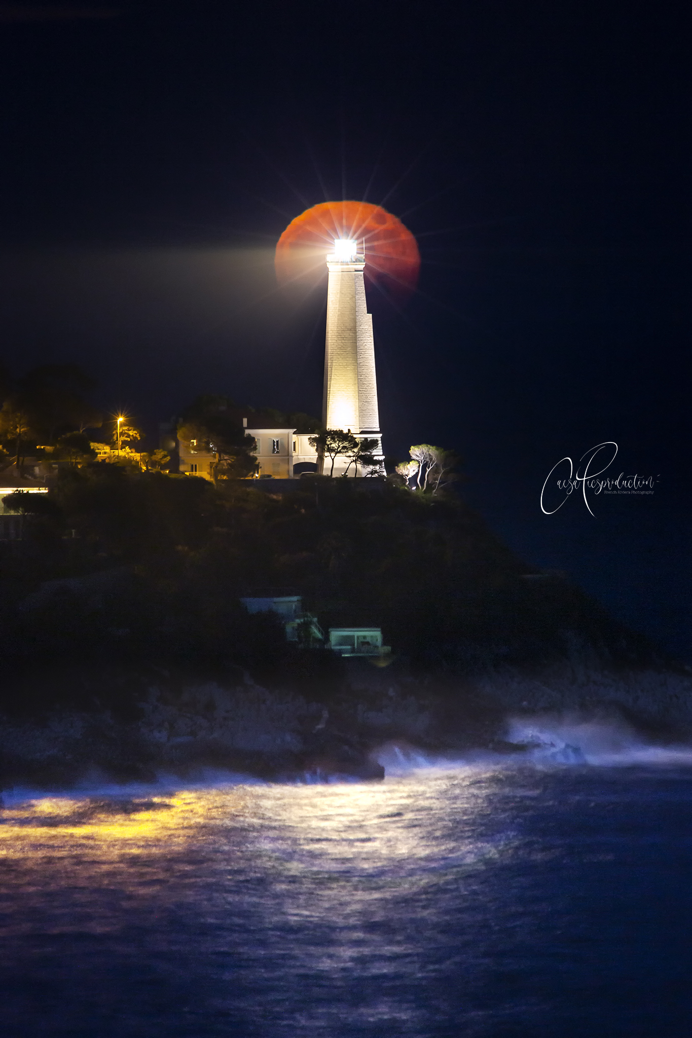 le phare de st Jean Cap Ferrat