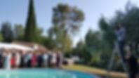 Photographe mariage Nice Côt d'Azur