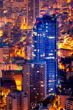 Monaco tour odéon / Odéon Tower
